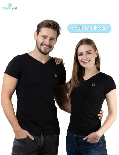 eplecy eplecypl koszulka prostujaca na garbienie i proste plecy razem damska męska koszulki